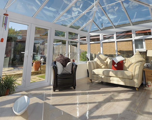 Interior of Conservatory Wigan Window Repairs