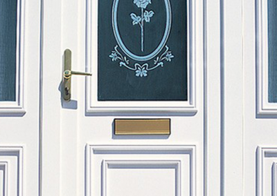 Door-landscape