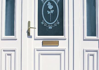 Door landscape